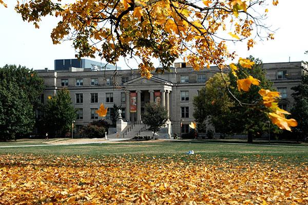 Iowa State University: Curtiss Hall