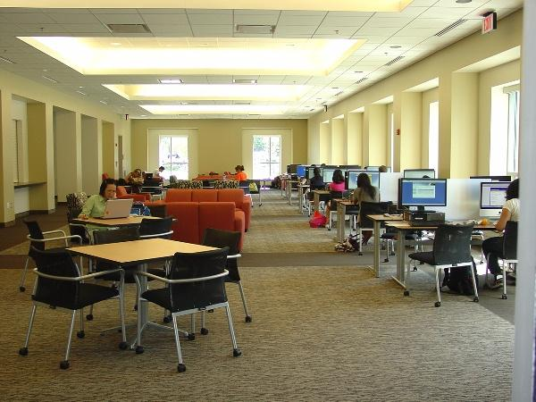 SDRP Learning Commons
