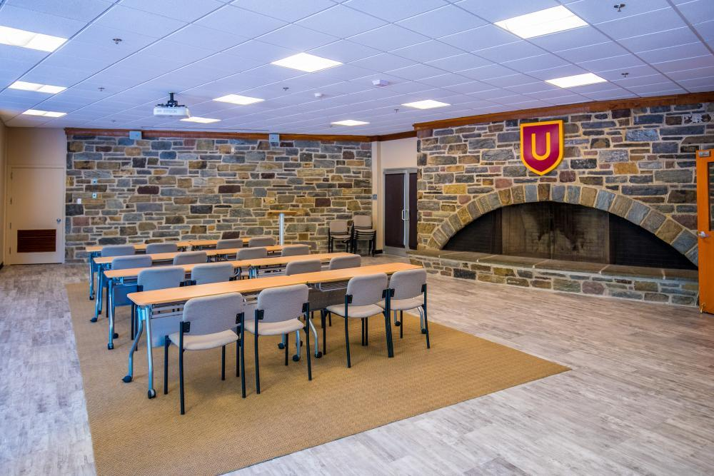 Our Bears' Den is the perfect meeting room.