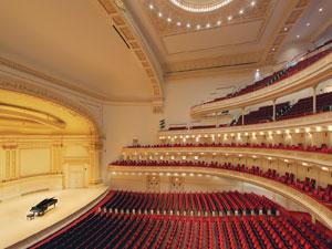 Carnegie Hall New York New York Find Unique Venues