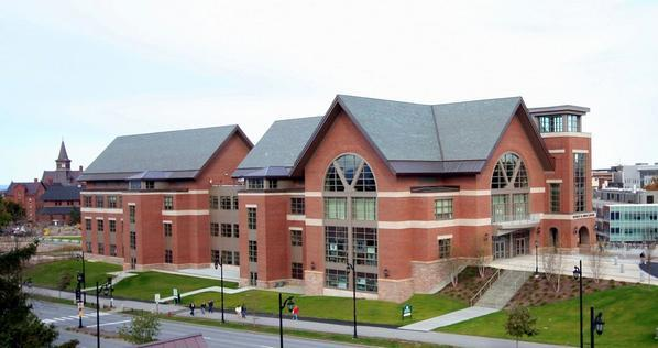 State-of-the-art conference facility, the Dudley H. Davis Center