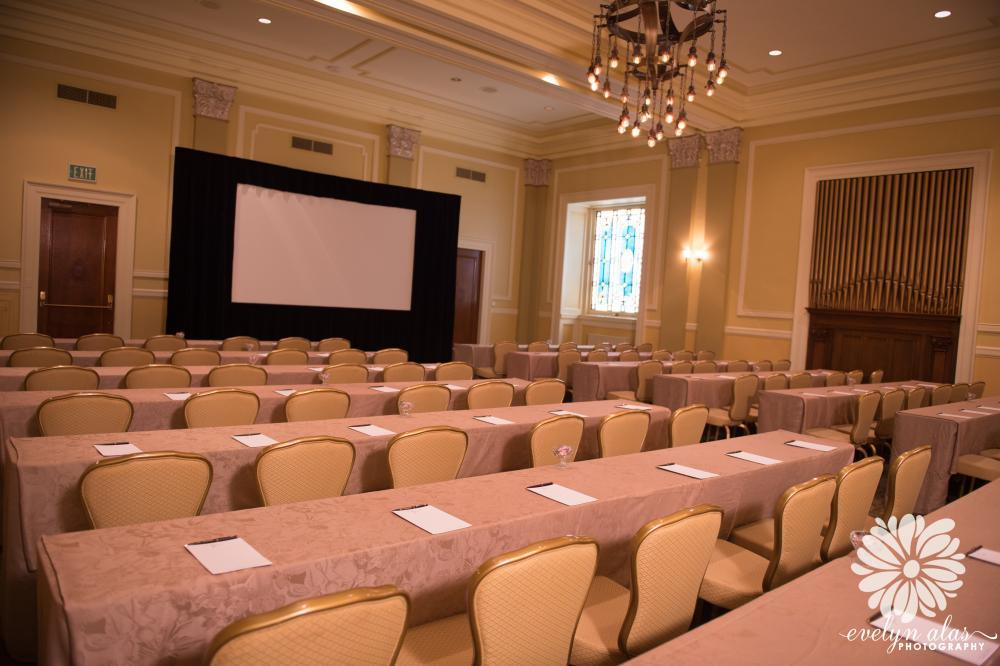 The Composite Room -  Conferences and Meetings