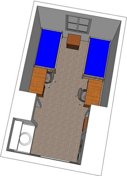 East Village Dorm Layout