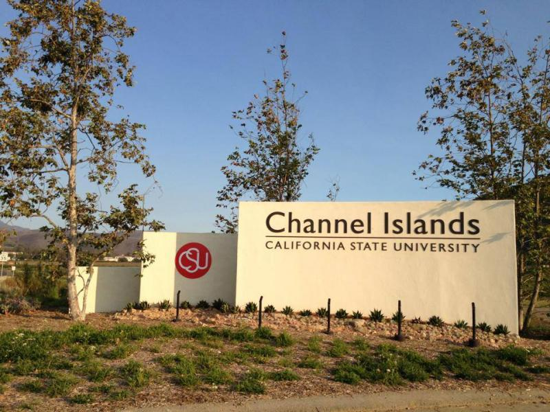 CSU Channel Islands Main Entrance