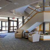conference space entry way