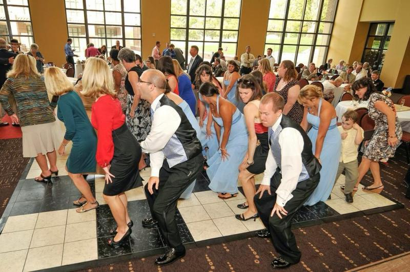 Weddings at the Clayton Center