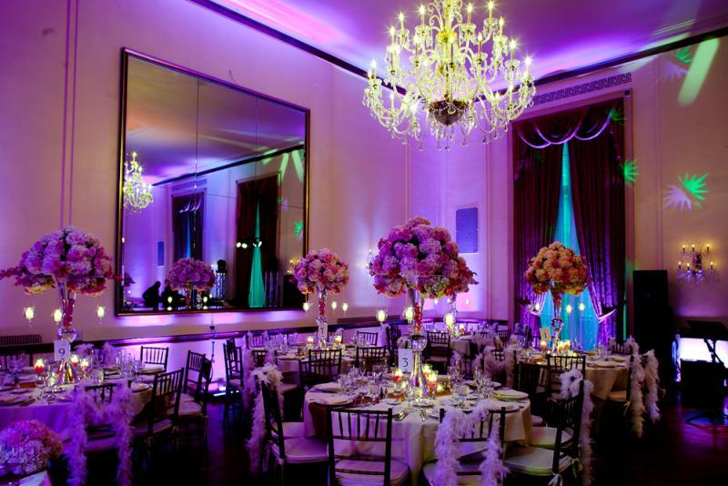 Grand Ballroom East View Wedding Set