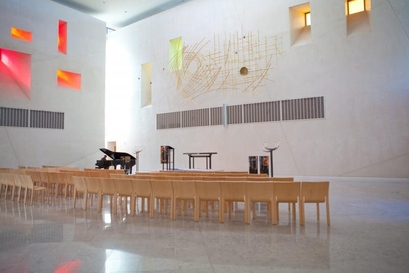 Wallace All-Faiths Chapel for Religious Events