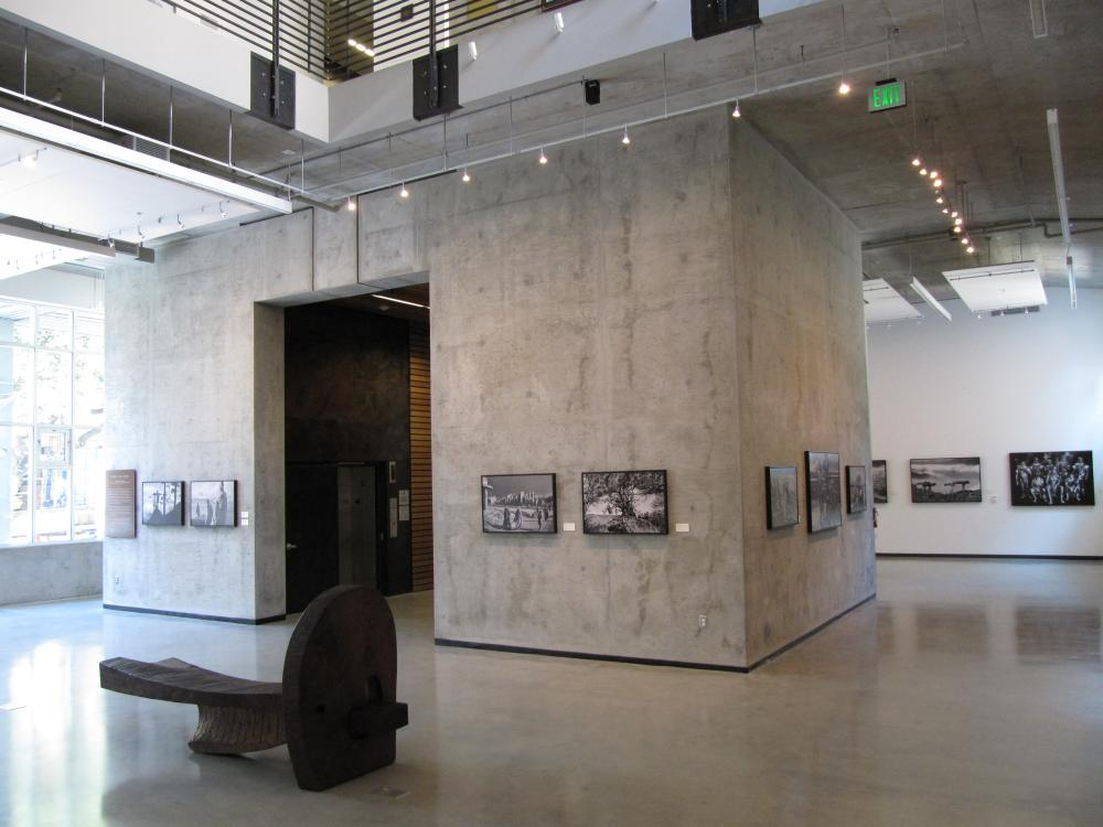 David Brower Center Lobby and Gallery