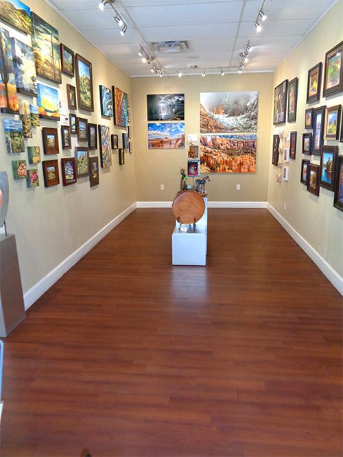 Galley/Alcove #1, Side Room for Special Events, On the Edge Gallery, Scottsdale,