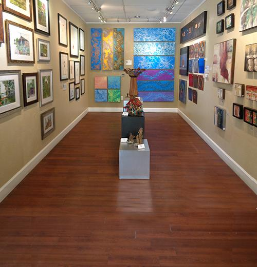 Galley/Alcove #2, Side Room for Special Events, On the Edge Gallery, Scottsdale,