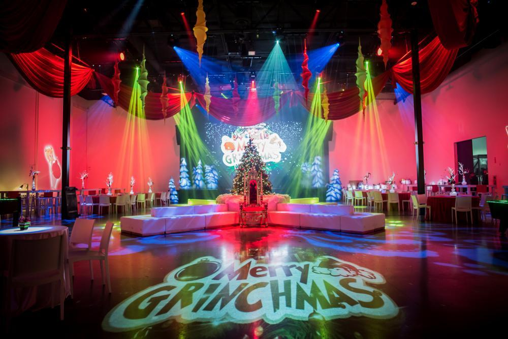 Merry Grinchmas Holiday Party