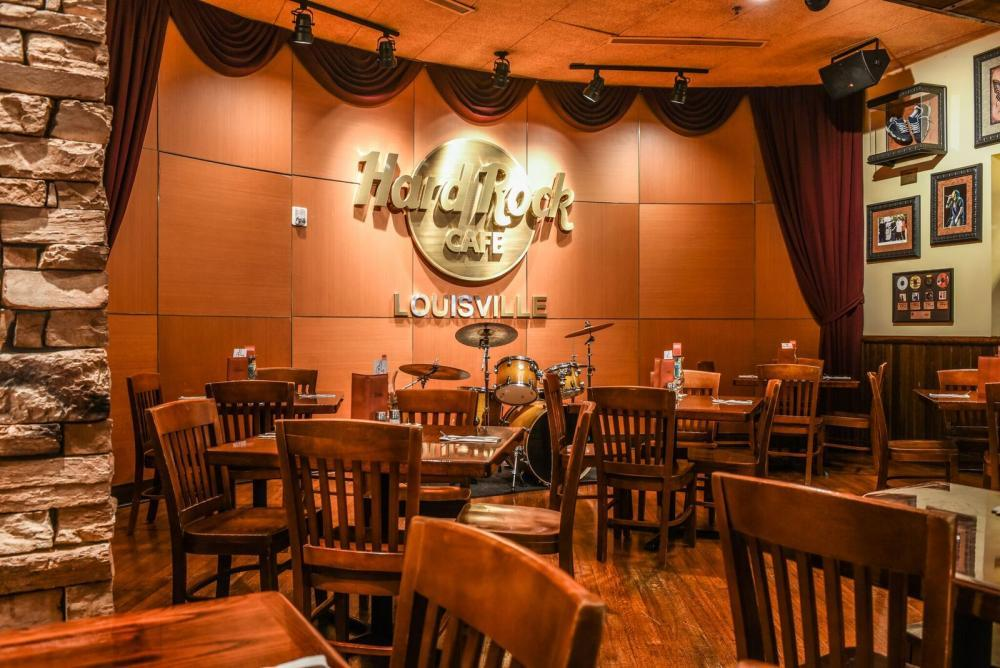 Hard Rock Cafe Stage
