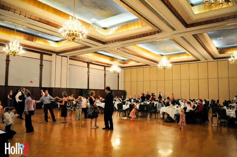 Our Grand Ballroom offers more than 9,000 square feet of space