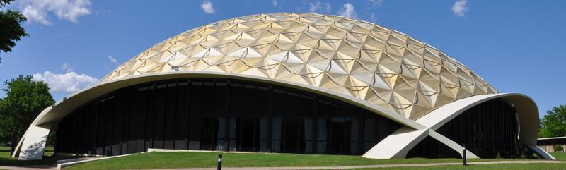Howard Auditorium is ideal for conferences, performances and dance recitals