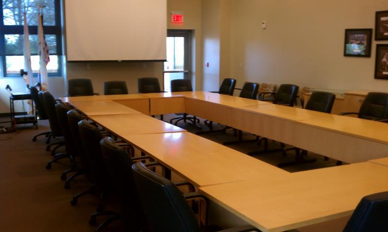Charlton College of Business - room 115