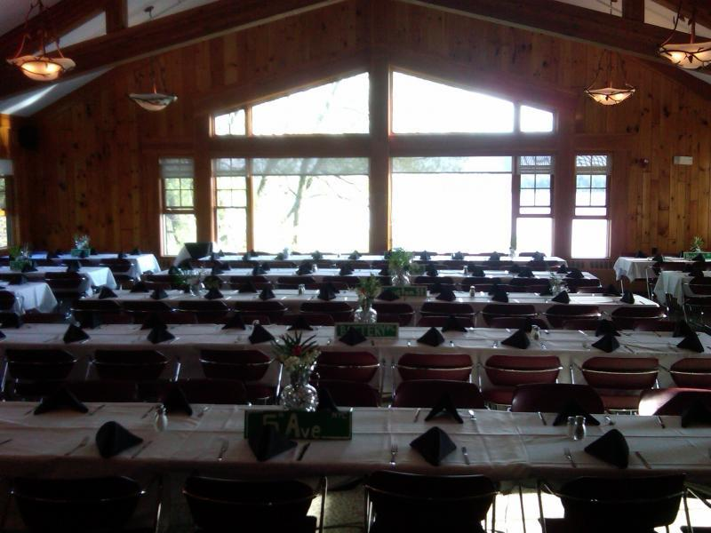 Lakeside Dining Hall