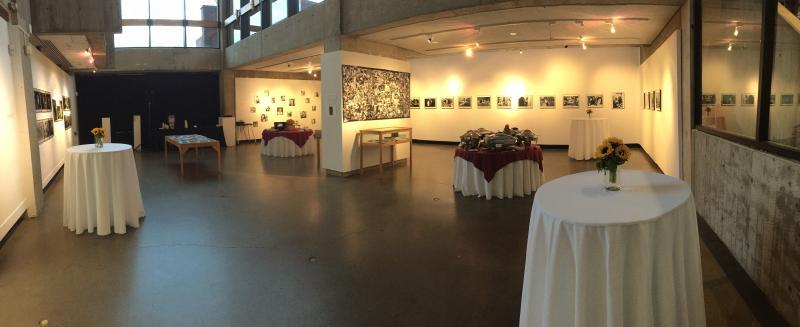 Gallery/Social Event Space