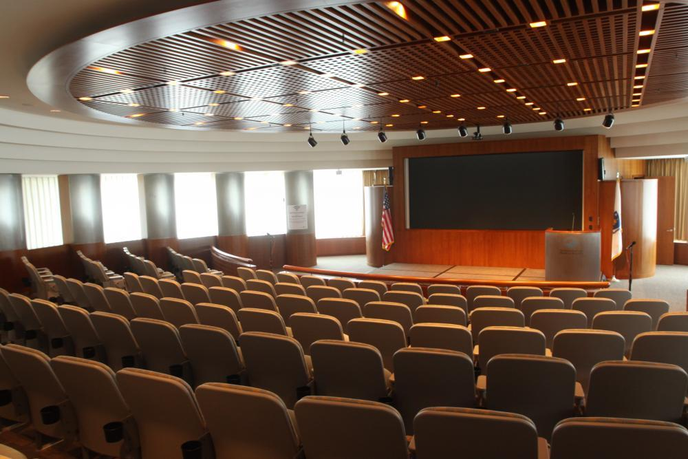 Auditorium ideally suited for Corporate Meetings