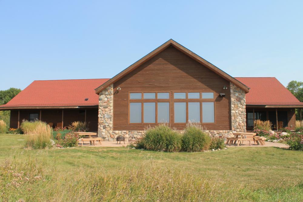 Lodge Back View
