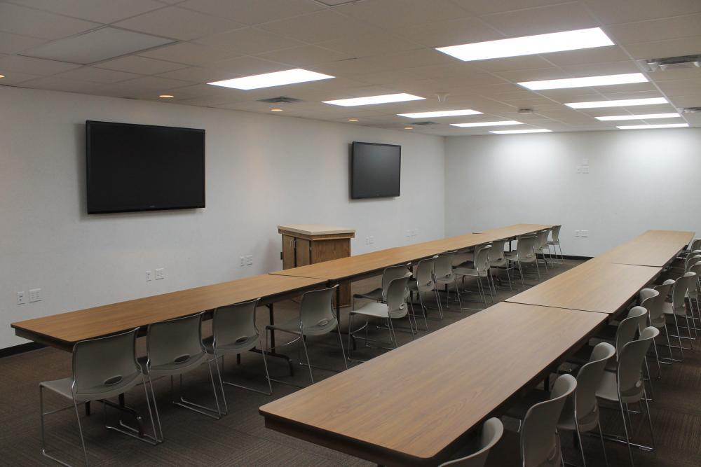 Learning Center Classroom