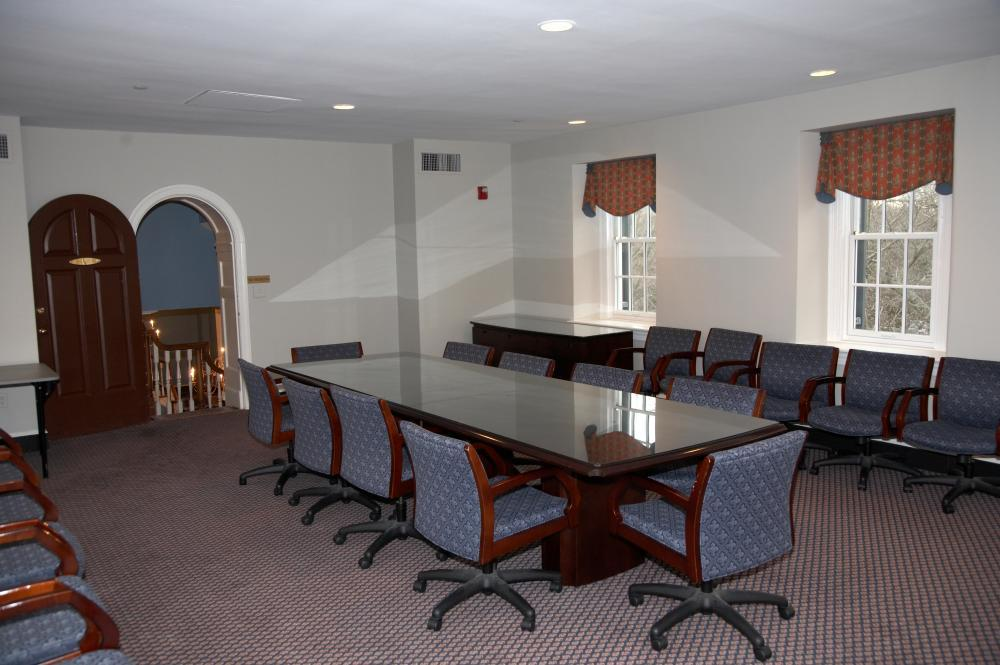 Board Room for Meetings at Historic Oakland