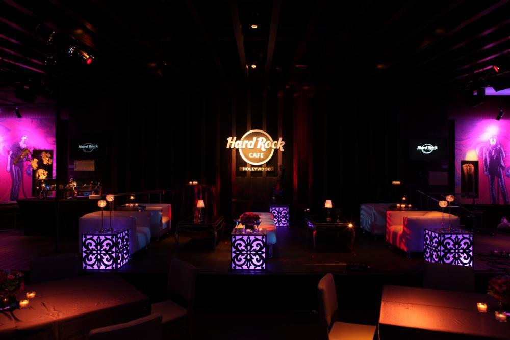 Hard Rock Events