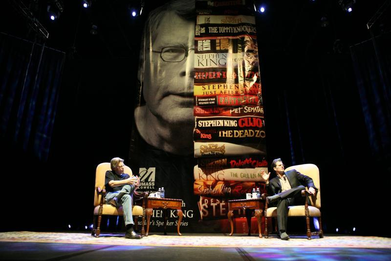 A Conversation With Stephen King