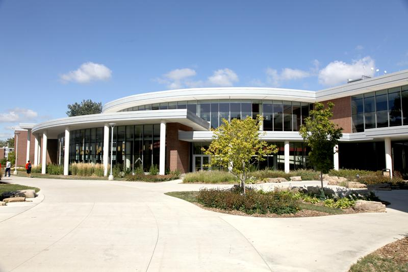 Student Dining and Residential Programs Building
