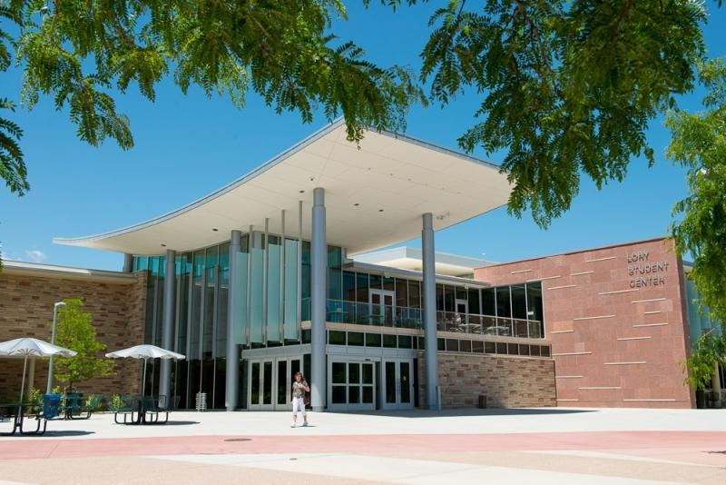 Newly renovated Lory Student Center provides over 50,000 sq ft meeting space
