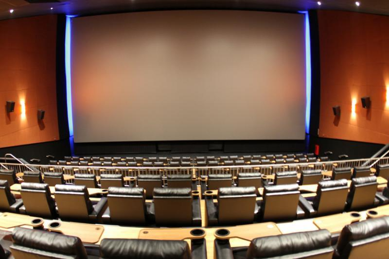 irvine movie theater rental for business events