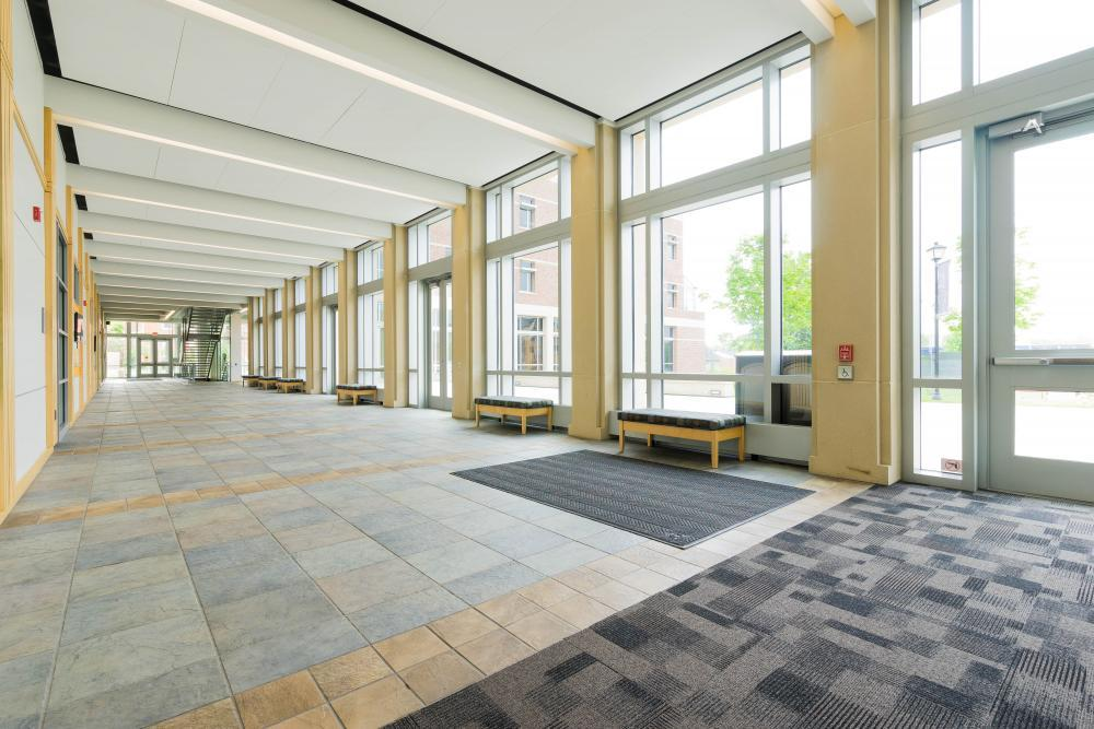 Meyers Science Building, Wheaton College