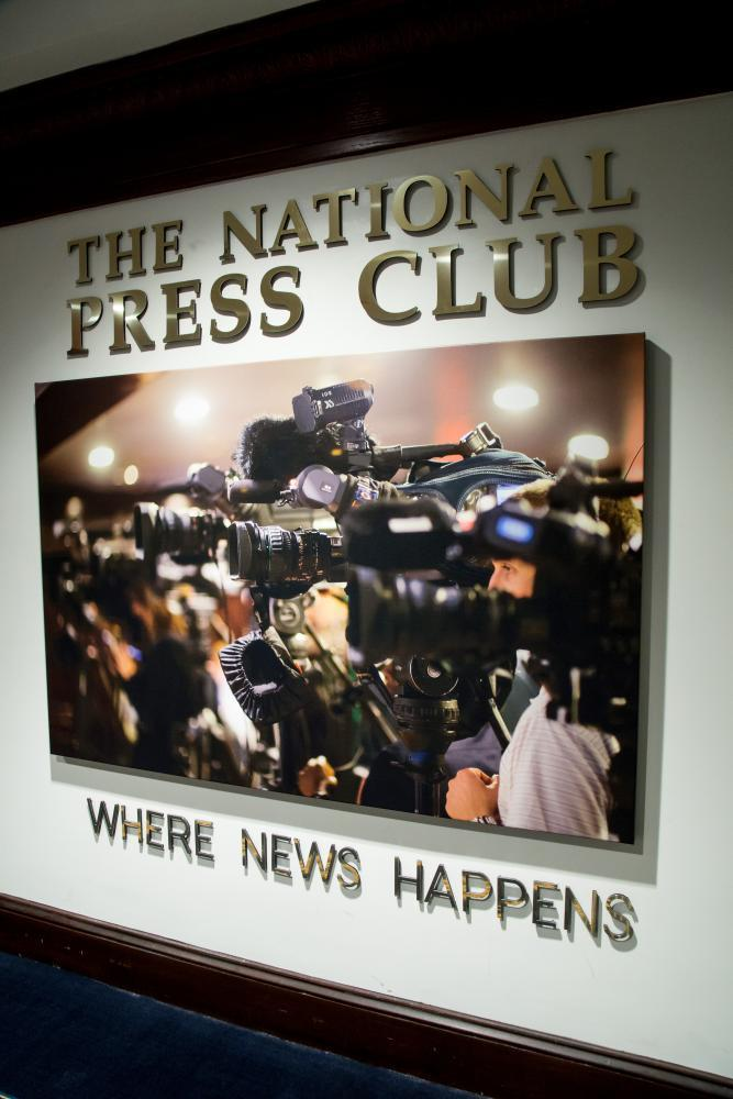 The National Press Club - Where News Happens!