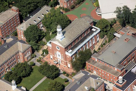 Manhattan College Campus Aerial View