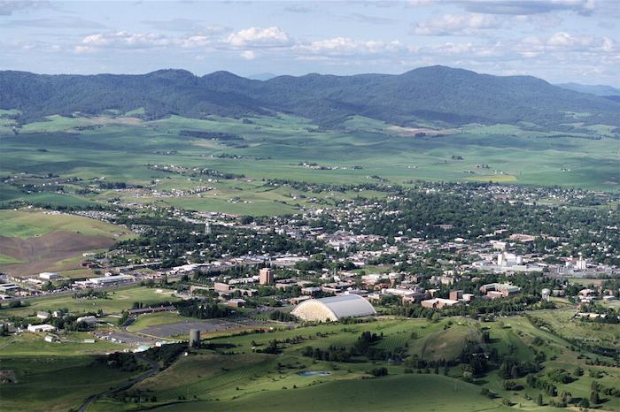 Moscow Idaho - A great place for your event!