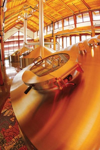 Brew tours, with 20 breweries, the most microbreweries in the state