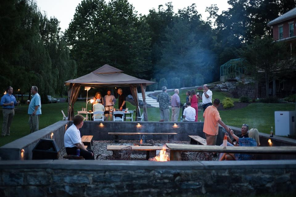 The Fire Pit and Cigar Bar