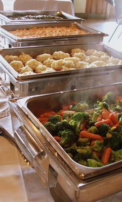Balanced and nutritious meals served by friendly staff