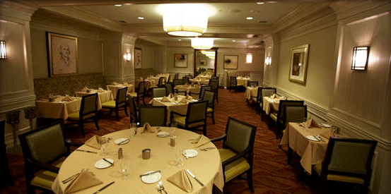 The Presidential Dining Room