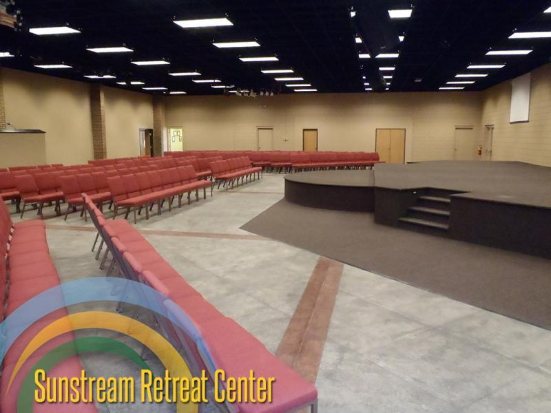 Retreat Center Meeting Space