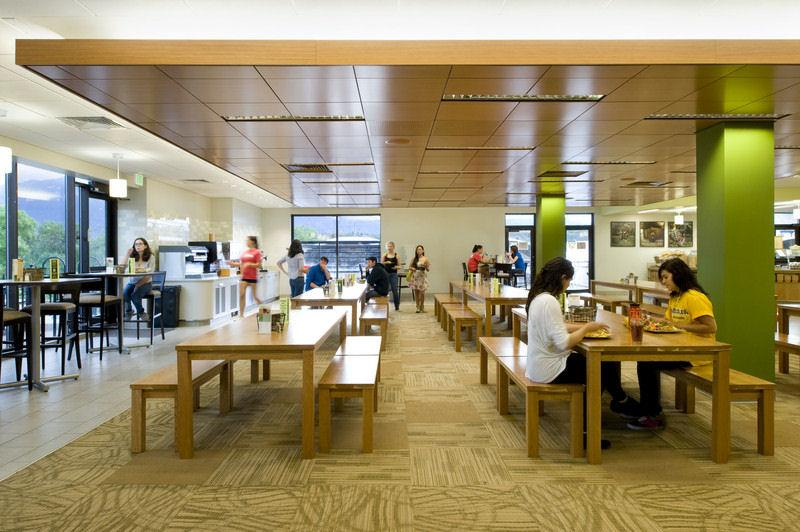Rastall Dining Hall