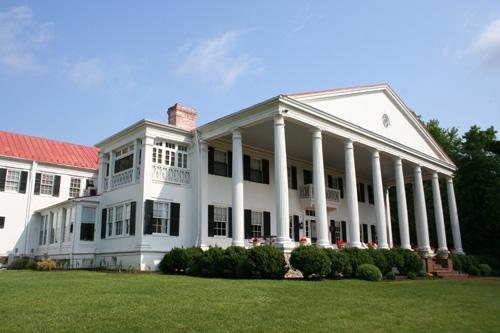 Historic Rosemont Manor is where Elegance Meets History