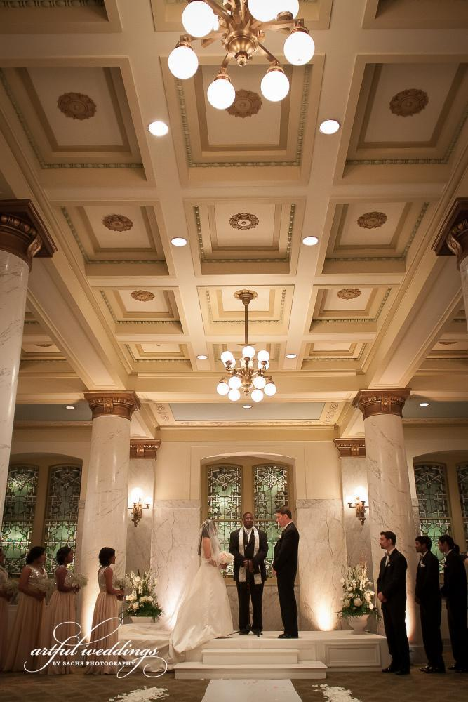 The Marble Ballroom -  Weddings and Special Events