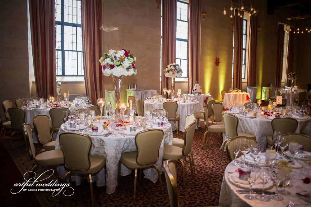 The Mirror Ballroom -  Weddings and Special Events