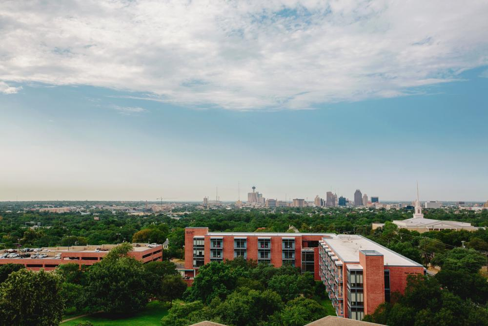 Minutes from downtown San Antonio