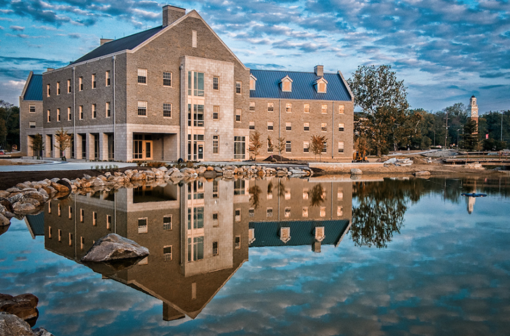 Western Campus Renovated Residence Hall