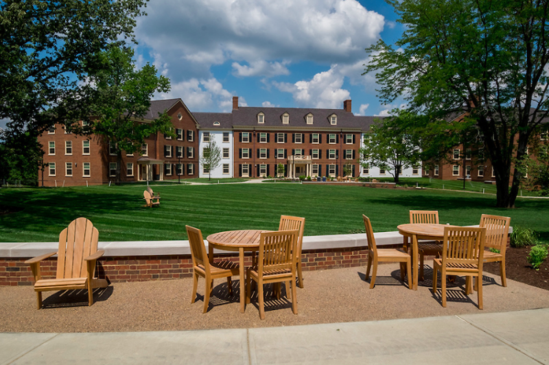 North Quad - Renovated Residence Halls