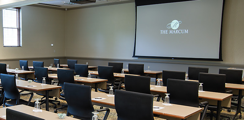 The Marcum Hotel & Conference Center - Meeting Room