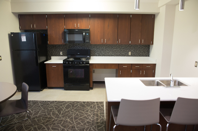 Dorsey Hall - Common Room Kitchen