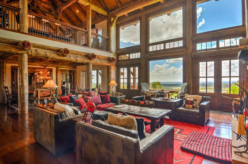 Great Room--Main Lodge